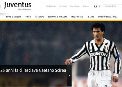 Juventus: 25 anni fa l'addio a Gaetano Scirea