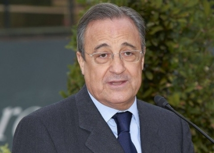 Real Madrid, Florentino Perez: