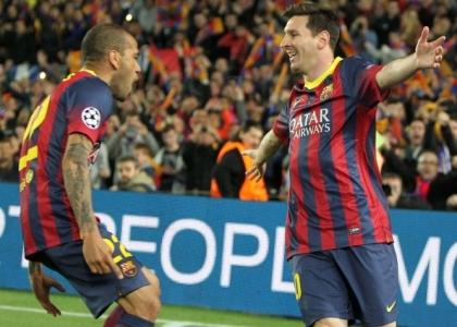 Liga: remuntada Barcellona, 3-2 al Villarreal