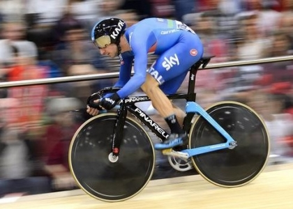 Ciclismo, Europei pista: Viviani oro nell'omnium