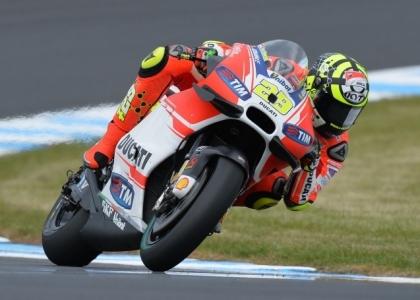 MotoGP, Australia: la griglia di partenza