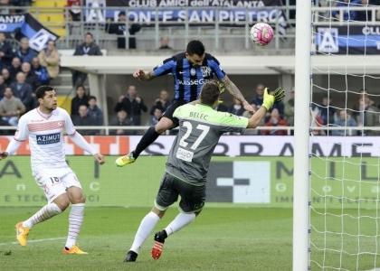 Serie A: Atalanta-Carpi 3-0, gol e highlights. Video