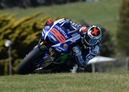MotoGP, Malesia: Lorenzo vola nelle seconde libere, Rossi ottavo