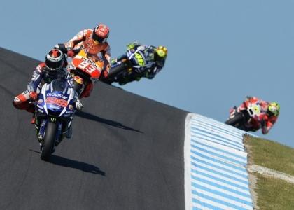 MotoGP, Australia: la gara in diretta. Live