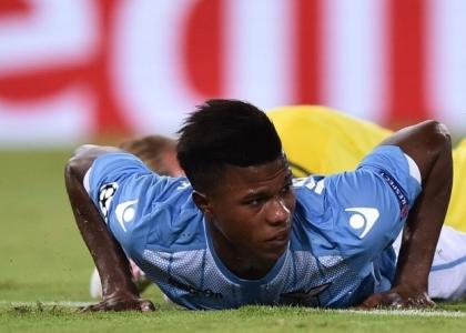 Lazio, che sfortuna: si ferma anche Keita