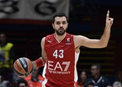 Basket, Serie A: derby a Milano, Olimpia sola in vetta