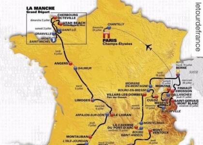 Tour de France 2016: torna il Mont Ventoux