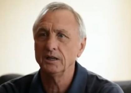 Dramma Johann Cruyff, ha un cancro ai polmoni