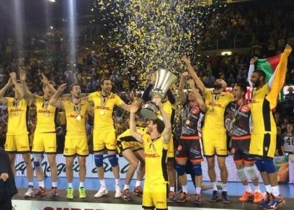 Volley: Trento ko, Supercoppa a Modena