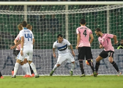 Serie A: Palermo-Inter 1-1, gol e highlights. Video