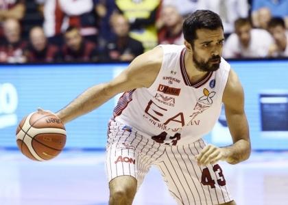 Basket, Serie A: Milano espugna Caserta, Pistoia in testa