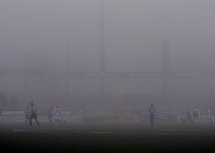 Serie B: Novara-Pescara rinviata per nebbia