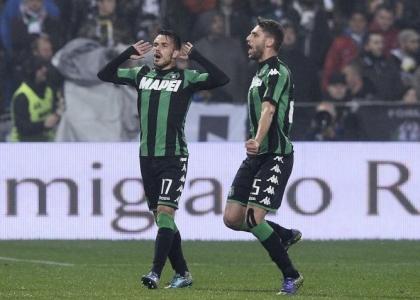 Serie A: Sassuolo-Juventus 1-0, gol e highlights. Video