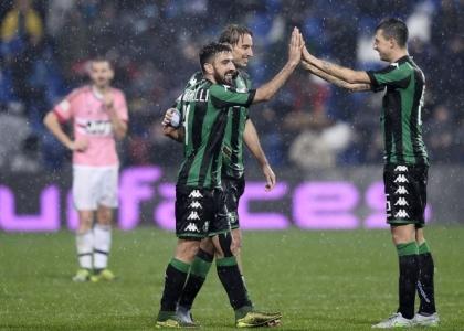 Serie A, Sassuolo-Juventus: formazioni, diretta, pagelle. Live