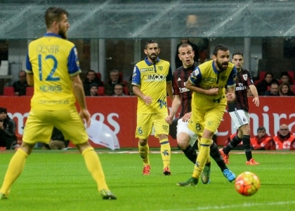 Serie A: Milan-Chievo 1-0, gol e highlights. Video