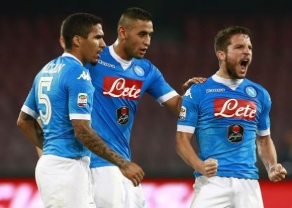 Tim Cup: Napoli ai quarti, 3-0 al Verona