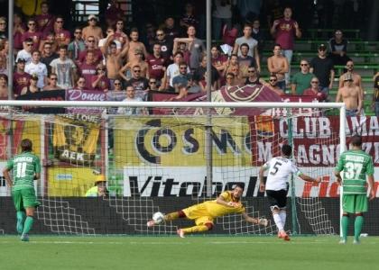 Serie B: Cesena-Livorno 1-0, gol e highlights. Video