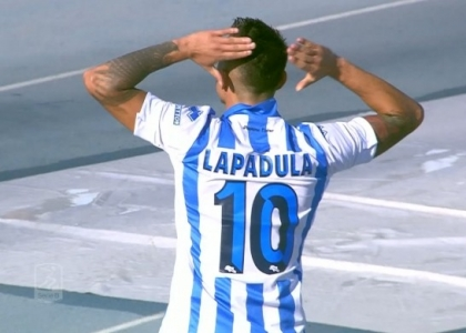 Serie B: Pescara-Entella 2-0, gol e highlights. Video