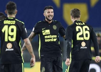 Serie A: Chievo-Verona 1-1, gol e highlights. Video