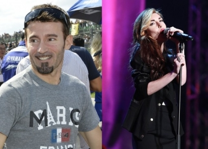 Max Biaggi: dopo Eleonora Pedron c'è Bianca Atzei?