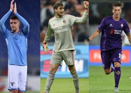 Donnarumma e gli altri: i migliori Under 21 della Serie A. Foto