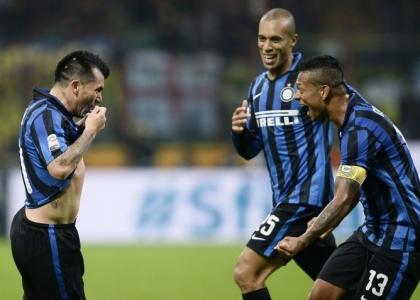 Serie A: Inter-Roma 1-0, gol e highlights. Video