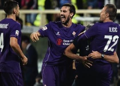 Serie A: Fiorentina-Chievo 2-0, gol e highlights. Video