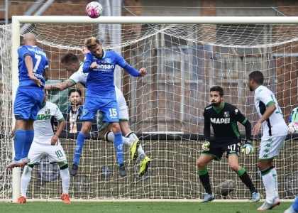 Serie A: Empoli-Sassuolo 1-0, gol e highlights. Video