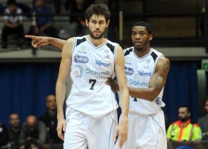 Basket, Serie A: Trento in vetta, riscatto Bologna