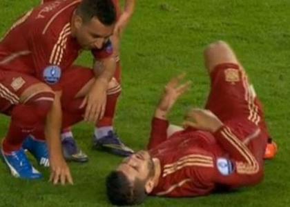 Juventus: Morata ko con la Spagna, rischia 4 mesi di stop