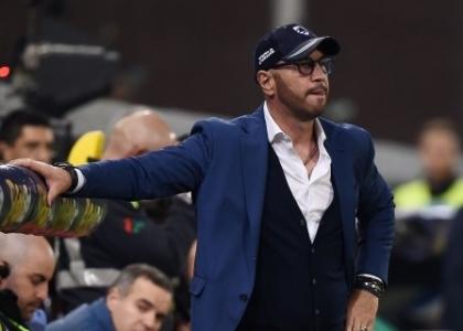 Sampdoria: ufficiale l'esonero di Zenga