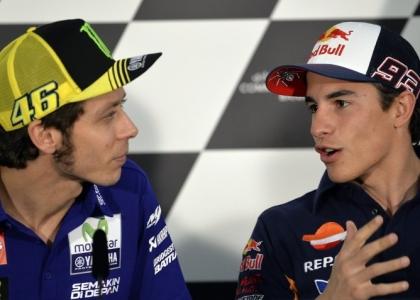 MotoGP: Marquez tende la mano, Rossi dice no