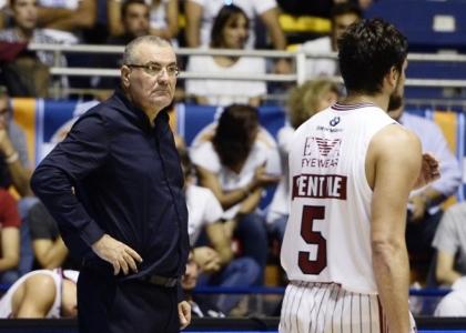Basket, Serie A: Reggio esulta, Milano raggiunta in vetta