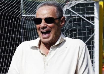 Palermo, incredibile ma vero: Zamparini premiato...dagli allenatori