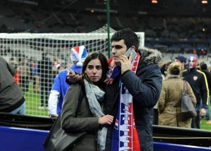 Attentati a Parigi, la Federcalcio francese: