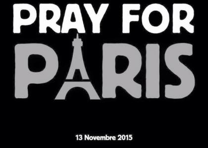 Attentati a Parigi: gli sportivi pregano per la Francia