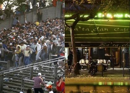Attentati Parigi: dall''Heysel al Bataclan, la storia di Max