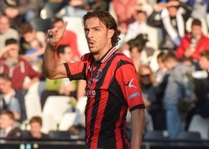 Serie B, Lanciano-Crotone 1-1: gli abruzzesi rallentano Juric