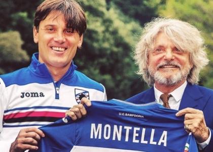 Sampdoria, Montella: