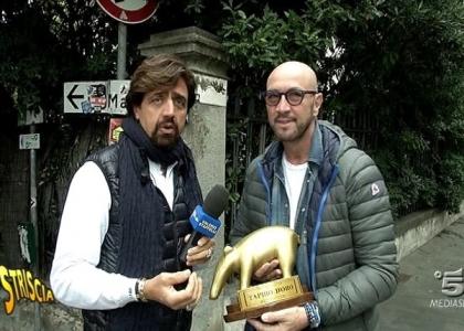 Sampdoria: Tapiro d'Oro a Walter Zenga