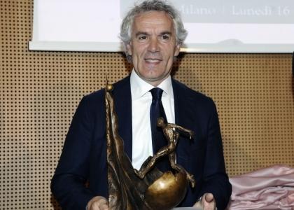 Premio Facchetti a Donadoni: