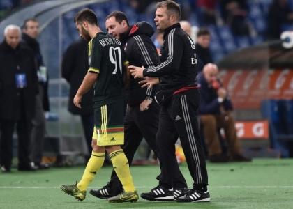 Tegola Milan: lesione al bicipite femorale per Bertolacci