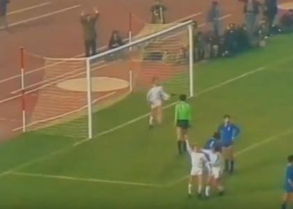 Champions: quella volta che il 'Gladbach eliminò la Juventus di tacco. Video