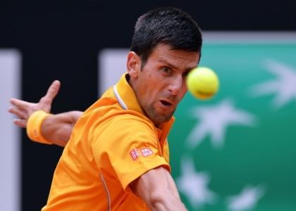 Atp Finals: Djokovic mette la quinta, Nadal annullato