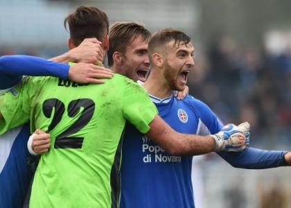Serie B: Novara-Spezia 1-0, gol e highlights. Video