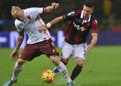 Serie A: Bologna-Roma 2-2, gol e highlights. Video