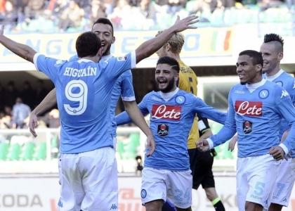 Serie A, Verona-Napoli: formazioni, diretta, pagelle. Live