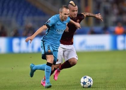 Sport in tv, 24 novembre: Champions, Barcellona-Roma su Premium Sport
