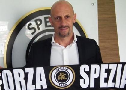 Spezia, ufficiale: Di Carlo è il nuovo allenatore