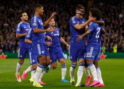 Champions: poker Chelsea, la Dinamo Kiev inguaia il Porto